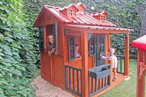 Игровой детский домик GULLIVER
