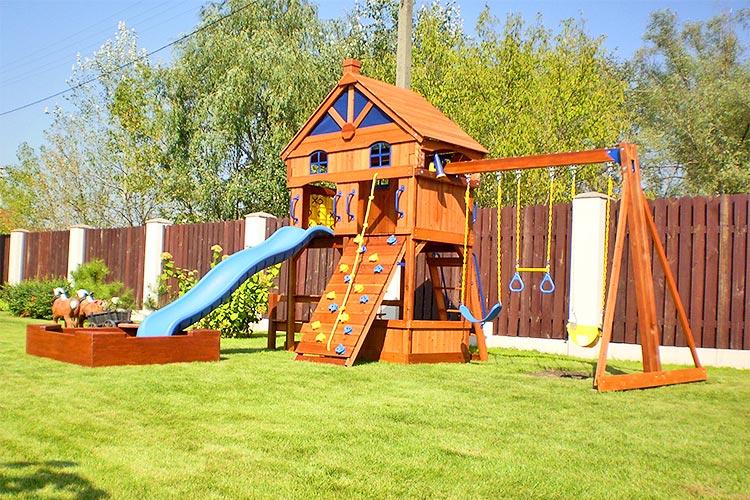 Проект детской площадки для дачи своими руками фото 38